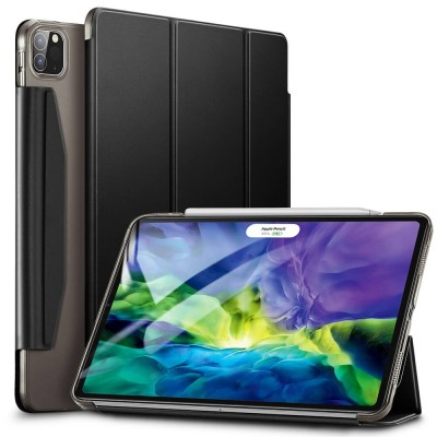 ESR Yippee Trifold with Clasp Black iPad Pro 11 2018/2020