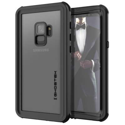 Ghostek Nautical 2 Αδιάβροχη θήκη Samsung Galaxy S9 - Black