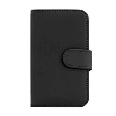 Θήκη-Πορτοφόλι για Samsung Galaxy S3/S3 Neo - Μαύρη