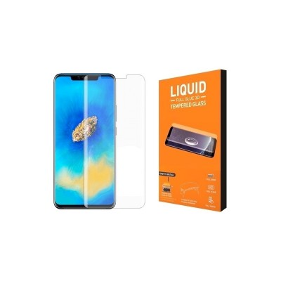 T-MAX Replacement Kit of Liquid 3D Tempered Glass - Σύστημα αντικατάστασης Huawei Mate 20 Pro (14896)