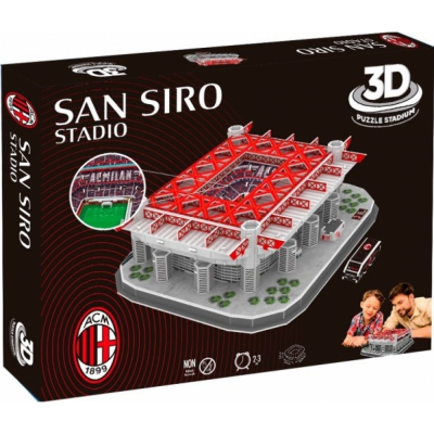 3D Puzzle Γήπεδο Milan- San Siro 99 τμχ