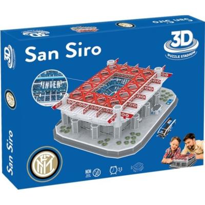 3D Puzzle Γήπεδο Inter - San Siro 99 τμχ - (100-100-986)