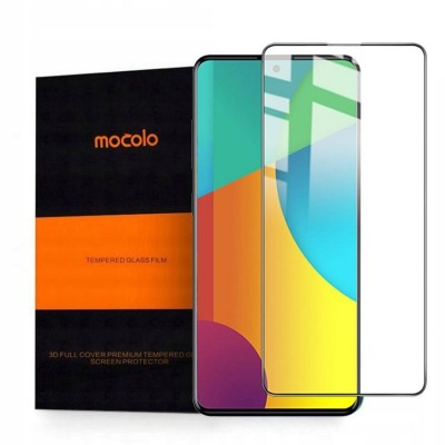 Mocolo TG+ Full Glue Tempered Glass - Fullface Αντιχαρακτικό Γυαλί Samsung Galaxy M31s - Black (SX5803)