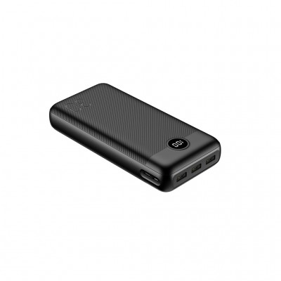 Veger Power Bank L30 30000mAh+PD20W+Support Qualcomm Quick Charge 3.0