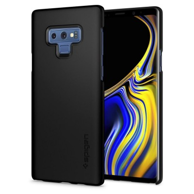Spigen Galaxy Note 9 Thin Fit Black