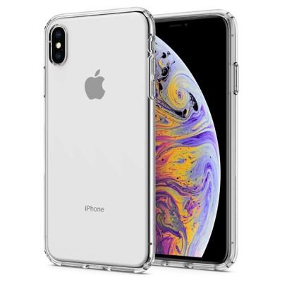 Spigen iPhone Xs Max Liquid Crystal Clear