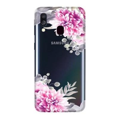 Θήκη Σιλικόνης για Samsung Galaxy A40 - Διάφανη - OEM (200-104-463)