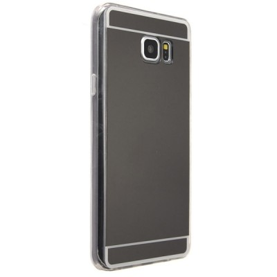 Senso Θήκη Σιλικόνης Mirror για Samsung Galaxy (J3 2016) - Black (200-104-749)