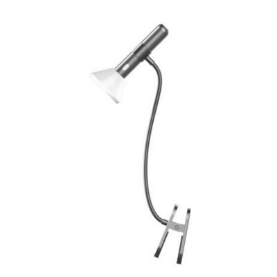 Allocacoc FlashLight Επαναφορτιζόμενος Φακός LED με βάση τοίχου (μαύρος) warm 3500k (200-105-005)