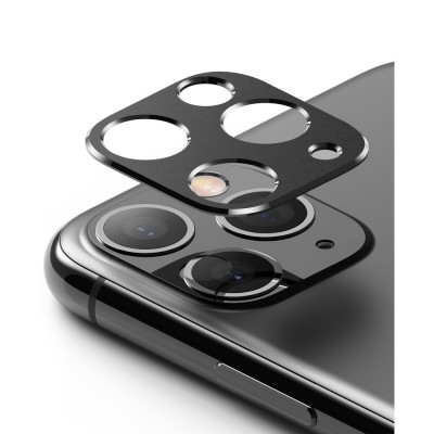 Ringke Full Cover 9H Camera Glass iPhone 11 Pro Black - (200-105-147)