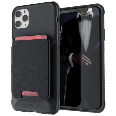 Ghostek Exec 4 - Θήκη Πορτοφόλι iPhone 11 Pro Max - Black (200-105-501)