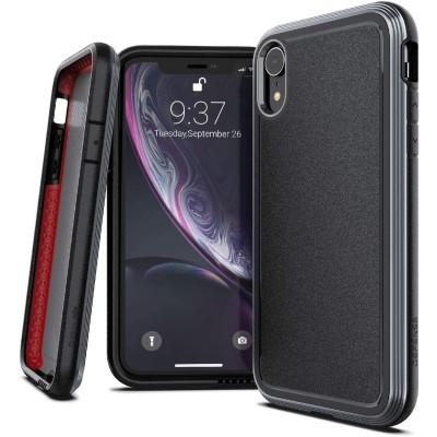 X-Doria Defense Ultra Θήκη iPhone XR - Black (200-105-504)