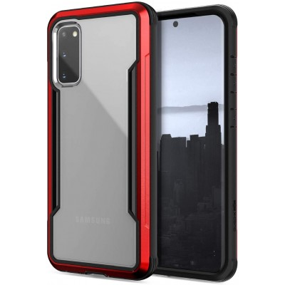 X-Doria Defense Shield Θήκη για Samsung Galaxy S20 Plus  - Red (200-105-516)
