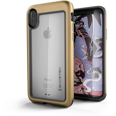 Ghostek Atomic Slim Θήκη iPhone X/XS - Gold (200-105-519)