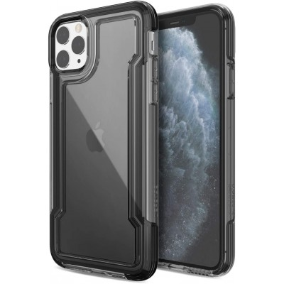 X-Doria Defense Clear Θήκη iPhone 11 Pro Max - Black (200-105-520)