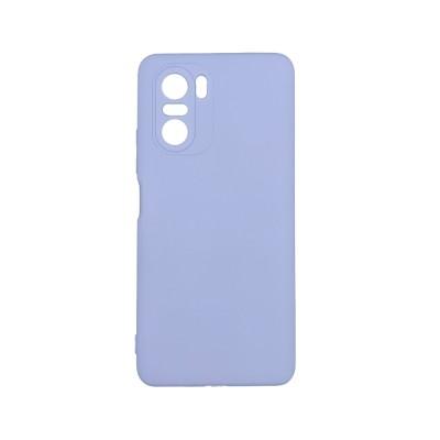 My Colors Θήκη Σιλικόνης Xiaomi Poco F3 / Mi 11 - Λιλά  (200-108-540)