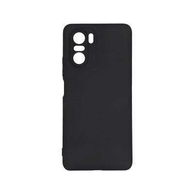 My Colors Θήκη Σιλικόνης Xiaomi Poco F3 / Mi 11 - Black  (200-108-541)