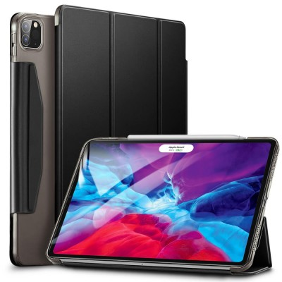 ESR Yippee Trifold with Clasp Black iPad Pro 12,9 2018/2020 (200-105-724)