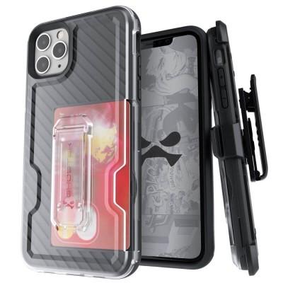 Ghostek Iron Armor 3 - Ανθεκτική Θήκη iPhone 11 Pro Max - Black (200-105-740)