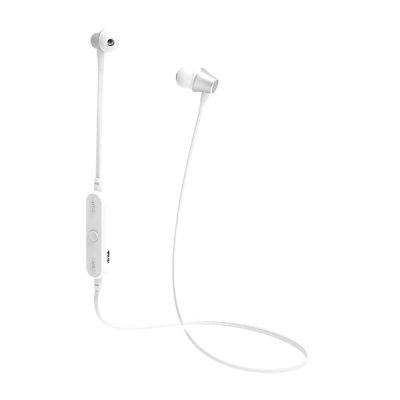 Celly Stereo Handsfree Bluetooth Headset Ασύρματα Ακουστικά - White (200-106-034)