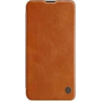 Δερμάτινη θήκη-πορτοφόλι QIN Leather by Nillkin καφέ για iPhone 11 Pro - (200-106-100)
