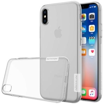 Nillkin Nature Ultra Slim διάφανη θήκη για iPhone X/XS (200-106-107)