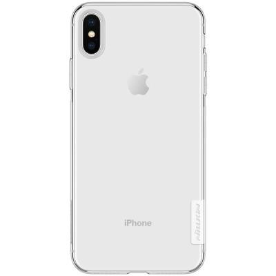 Nillkin Nature Ultra Slim διάφανη θήκη για iPhone XS Max (200-106-108)