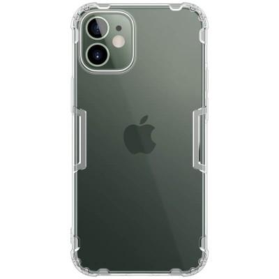 Nillkin Θήκη Σιλικόνης iPhone 12 Mini Transparent (200-106-115)