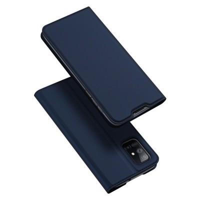 Duxducis Θήκη - Πορτοφόλι Samsung Galaxy M51 - Blue (200-107-131)