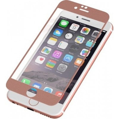 Zagg InvisibleShield Full Face Tempered Glass iPhone 6 / 6s Rose Gold (200-106-190)