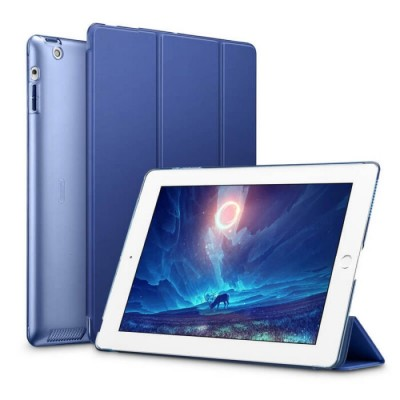 ESR Yippee Series Navy Blue iPad 2/3/4 (200-106-460)