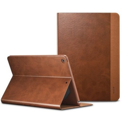 ESR Smart Case Leather Series Brown iPad 9,7 2017/2018 (200-107-562)