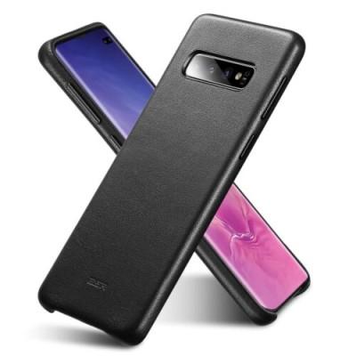 ESR Samsung Galaxy S10 Plus Oxford Leather Black (200-106-974)