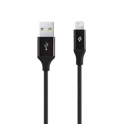 Ttec AlumiCable™ Lightning Charge/Data Cable 1,2m (200-107-161)