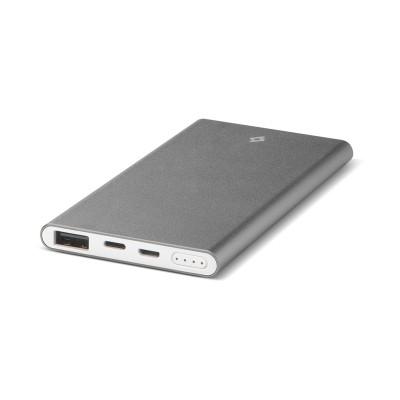 Ttec AlumiSlim S™ 5.000mAh Φορητή Μπαταρία Powerbank  - Space Grey (200-107-169)