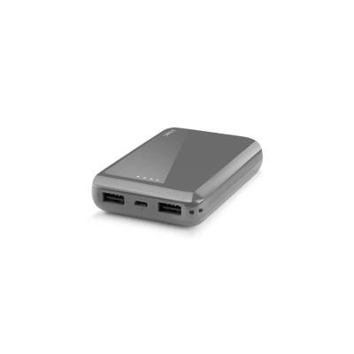 Ttec ReCharger™ S 10.000mAh Φορητή Μπαταρία Powerbank  - Grey (200-107-178)