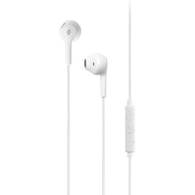 Ttec Rio™  Ακουστικά & Handsfree White (200-107-180)