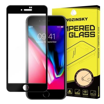 Wozinsky Full Glue Tempered Glass για Apple iPhone 7/8 - Black (200-107-581)