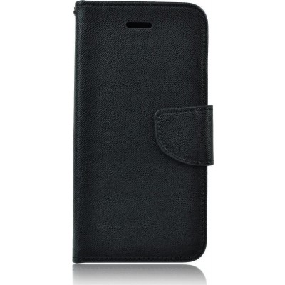 Fancy Θήκη - Πορτοφόλι για Huawei P8 Lite - Black (200-107-998)