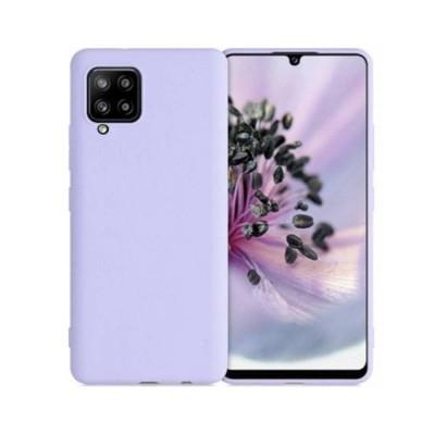 My Colors Θήκη Σιλικόνης για Samsung Galaxy A42 5G Λιλά (200-107-666)