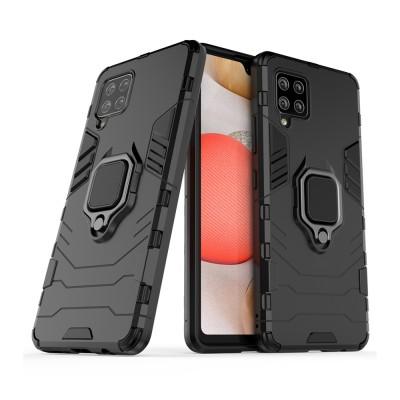 Ring Armor Kickstand Magnetic Car Holder Samsung Galaxy A42 5G - (200-107-668)