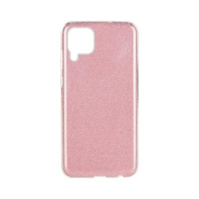 Shining Glitter Case για Samsung Galaxy A42 Pink - OEM (200-107-670)