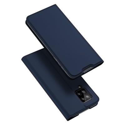 Duxducis Θήκη - Πορτοφόλι Samsung Galaxy A42 5G - Blue (200-107-672)