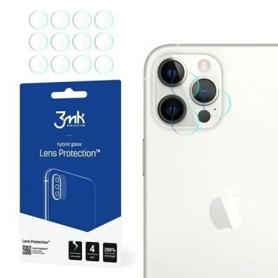 3MK FG Camera Lens Flexible Glass Film Prοtector 7H (4τμ) iPhone 12 Pro Max (200-107-690)