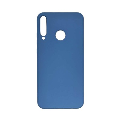 My Colors Original Liquid Silicon For Huawei P40 Lite E Dark Blue (200-107-694)