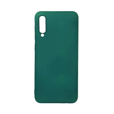 My Colors Θήκη Σιλικόνης Samsung Galaxy A50 - Dark Green (200-107-702)