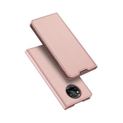 Duxducis SkinPro Θήκη Πορτοφόλι Xiaomi Poco X3 NFC - Rose Gold (200-107-712)
