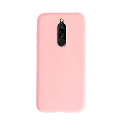 My Colors Θήκη Σιλικόνης για Xiaomi Redmi 8 - Pastel Pink (200-107-736)