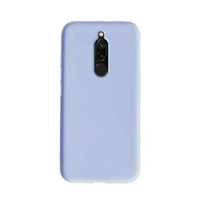 My Colors Θήκη Σιλικόνης για Xiaomi Redmi 8 - Λιλά (200-107-737)