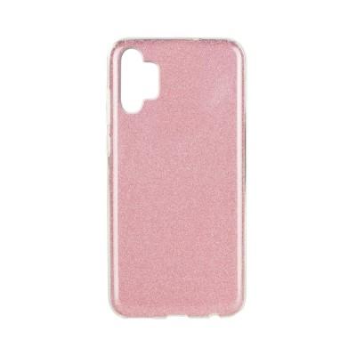 Shining Glitter Case για Samsung Galaxy A32 5G Pink - OEM (200-107-750)